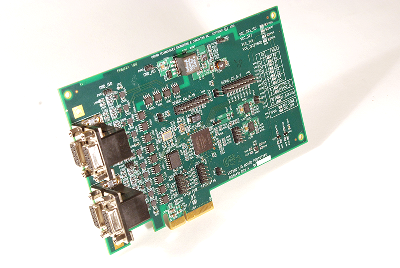 Altera FPGA Custom PCI Express Board